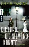 Die Frau, die niemand kannte: Thriller (German Edition)