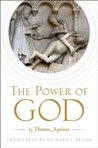The Power of God: by Thomas Aquinas