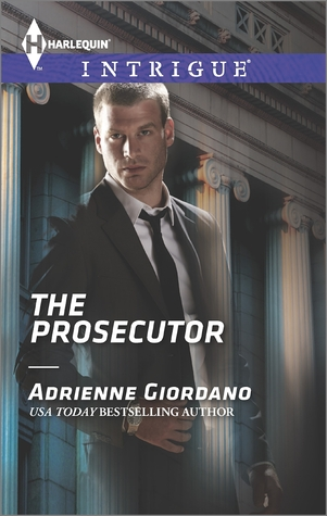 The Prosecutor by Adrienne Giordano