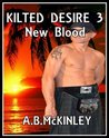 New Blood by A.B. McKinley