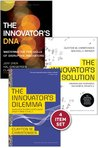 "Disruptive Innovation: The Christensen Collection (The Innovator's Dilemma, The Innovator's Solution, The Innovator's DNA, and Harvard Business Review article ""How Will You Measure Your Life?"")"