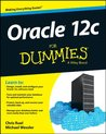 Oracle 12c For Dummies (For Dummies