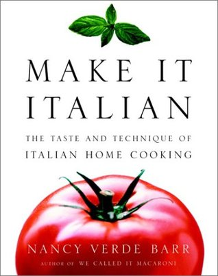 Make It Italian  by Nancy Verde Barr
