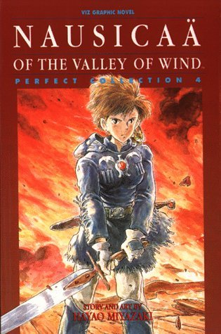 Nausicaä of the Valley of Wind, Vol. 4 by Hayao Miyazaki