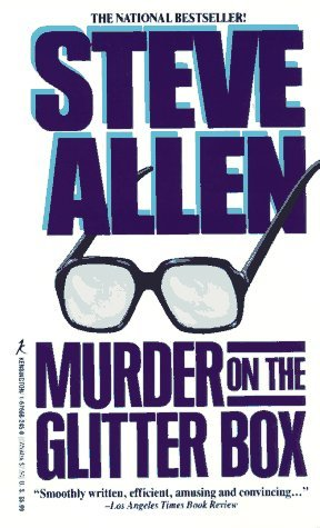 Murder On The Glitter Box by Steve Allen