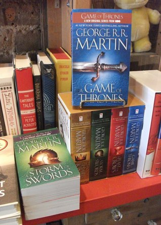 A Song of Ice and Fire, 5 Book Set Series by George R.R. Martin