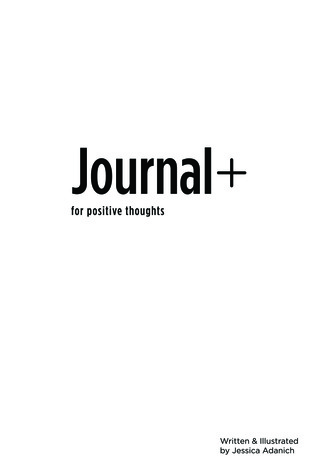 Journal+ by Jessica Adanich
