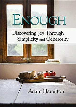 Enough by Adam Hamilton