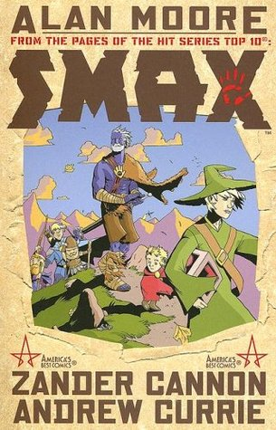 Smax by Alan Moore