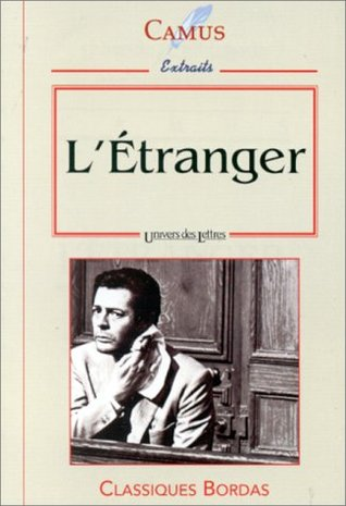 L'Étranger by Albert Camus