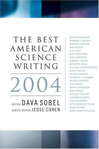 The Best American Science Writing 2004 by Dava Sobel