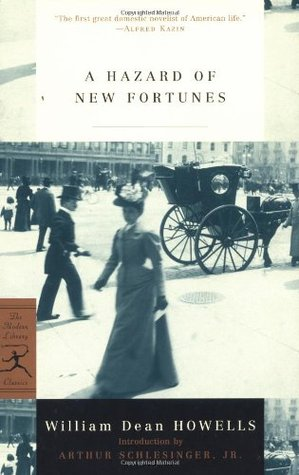 A Hazard of New Fortunes (Modern Library Classics)