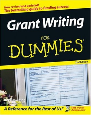 Grant Writing For Dummies (For Dummies (Lifestyles Paperback))