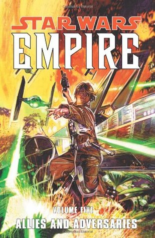 Allies and Adversaries (Star Wars: Empire #5)