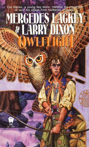 Owlflight (Owl Mage Trilogy, #1)