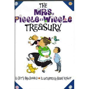 Mrs. Piggle-Wiggle Treasury by Betty MacDonald