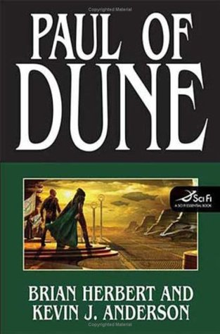 Paul of Dune by Brian Herbert