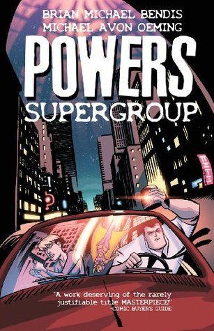 Powers, Vol. 4 by Brian Michael Bendis