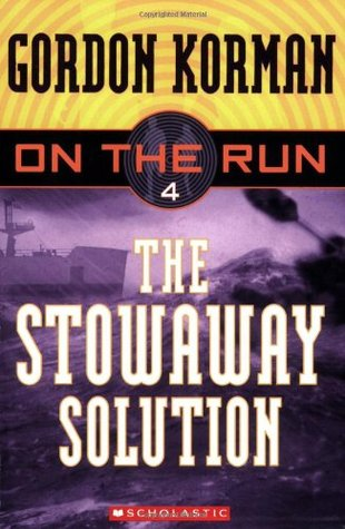 The Stowaway Solution by Gordon Korman