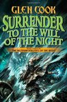 Surrender to the Will of the Night (Instrumentalities of the Night, #3)