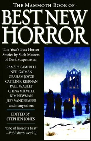 The Mammoth Book of Best New Horror 14