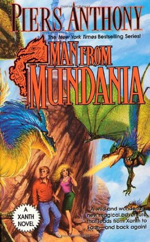 Man from Mundania by Piers Anthony