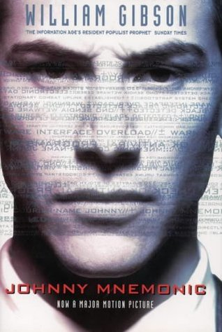 Johnny Mnemonic by William Gibson