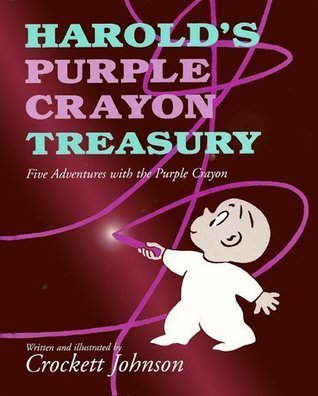 Harold's Purple Crayon Treasury by Crockett Johnson