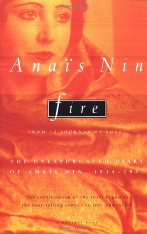 Fire by Anaïs Nin