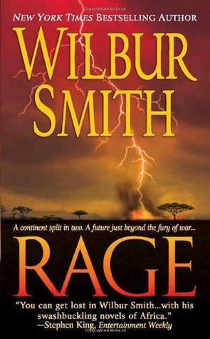 Rage by Wilbur A. Smith