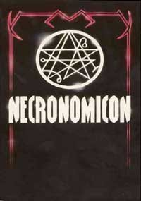 The Necronomicon by Simon