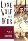 Lone Wolf and Cub, Vol. 5: Black Wind
