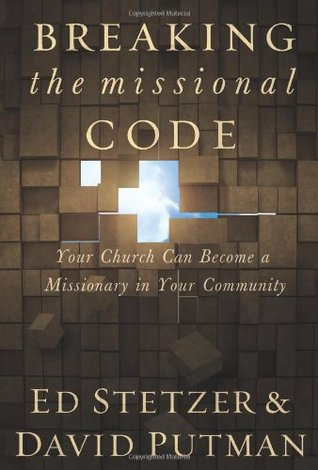 Breaking the Missional Code by Ed Stetzer