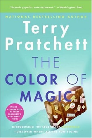 The Color of Magic by Terry Pratchett