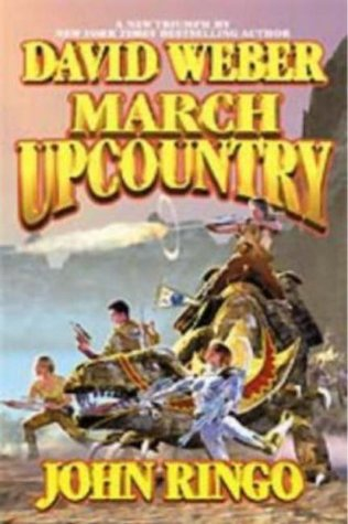 March Upcountry by David Weber