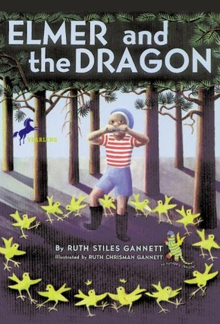 Elmer and the Dragon by Ruth Stiles Gannett