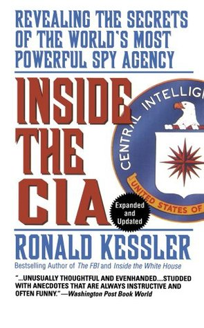 Inside the CIA by Ronald Kessler