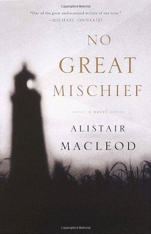 no great mischief review Randomhousecom - no great mischief - reading & discussion guide review - januarymagazinecom - an overdue debut review by sienna powers review - no great mischief by adam mars-jones - the observer - july 23, 2001.