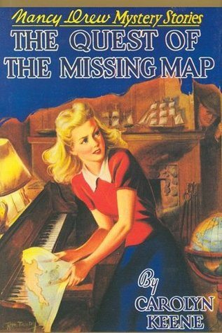 The Quest of the Missing Map by Carolyn Keene