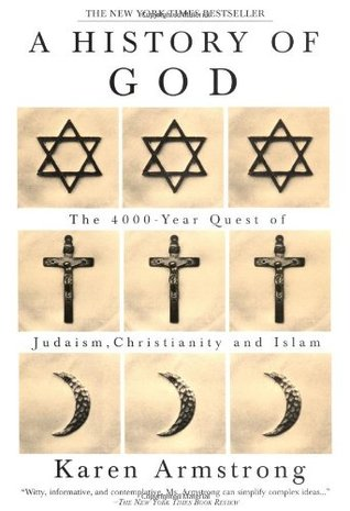 A History of God by Karen Armstrong