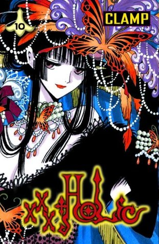 xxxHolic, Vol. 10 by CLAMP