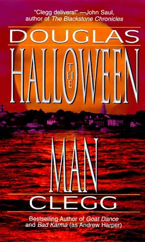 Halloween Man by Douglas Clegg