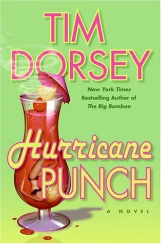 Hurricane Punch (Serge Storms Mystery, #9)