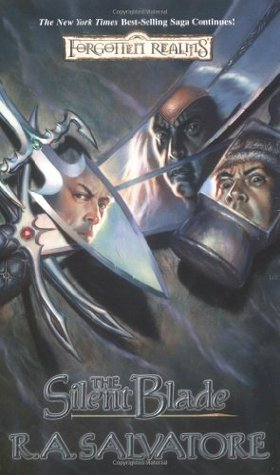 The Silent Blade by R.A. Salvatore