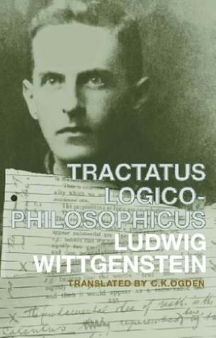 Tractatus Logico Philosophicus (Intern'l Library of Psychology, Philosophy & Scientific Method)