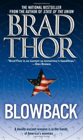 Blowback by Brad Thor