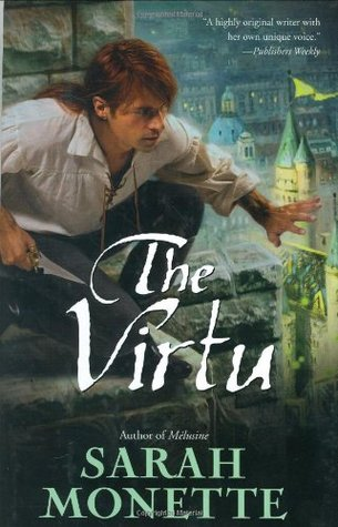The Virtu (Doctrine of Labyrinths, #2)