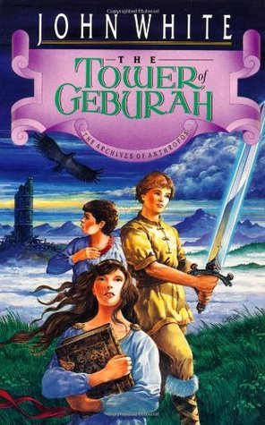 The Tower of Geburah (Archives of Anthropos, #3)