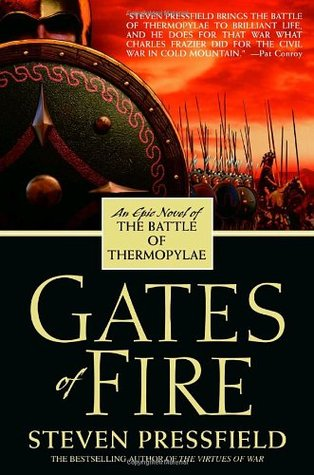 Gates of Fire by Steven Pressfield