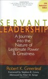 Servant Leadership by Robert K. Greenleaf